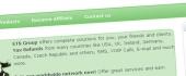 Уеб дизайн за ETS Group - данъчни услуги