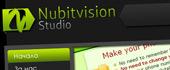 Уеб дизайн за Новата визия на Nubitvision Studio
