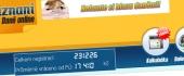 Уеб дизайн за OnlinePriznani - данъчно възстановяване за чехия